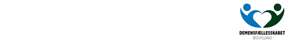 Demensfællesskabet Østjylland logo